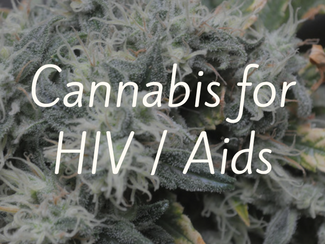 Cannabis for HIV Aids